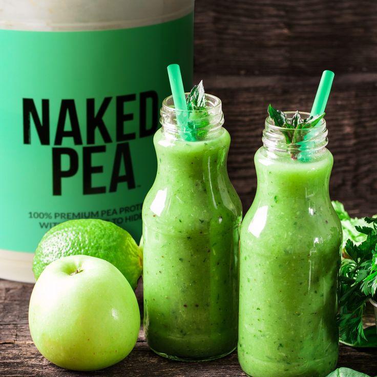 best vegan pea protein powder recipes