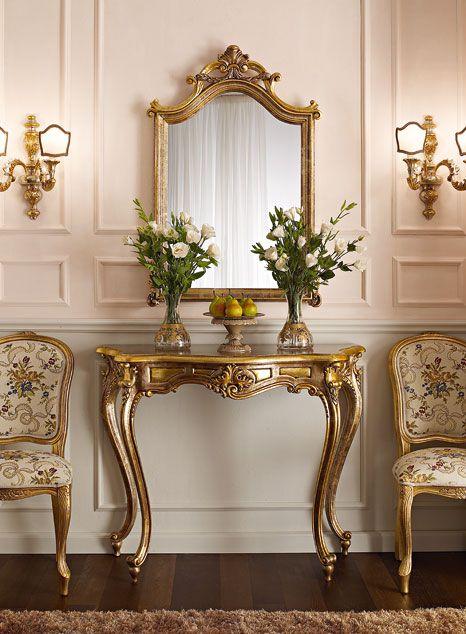 Oltre 25 fantastiche idee su mobili di lusso su pinterest for Mobili consolle ingresso classiche