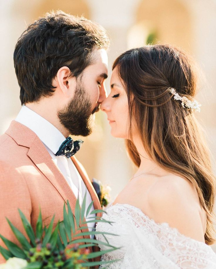 This is Isil  Burak a gorgeous couple from Turkey who eloped in Budapest last Friday <3