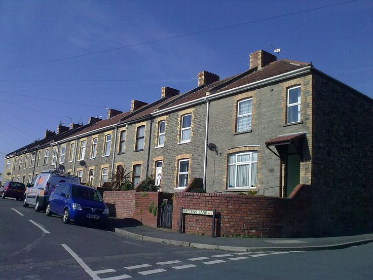 Battens Lane, St George, Bristol | Flickr - Photo Sharing!