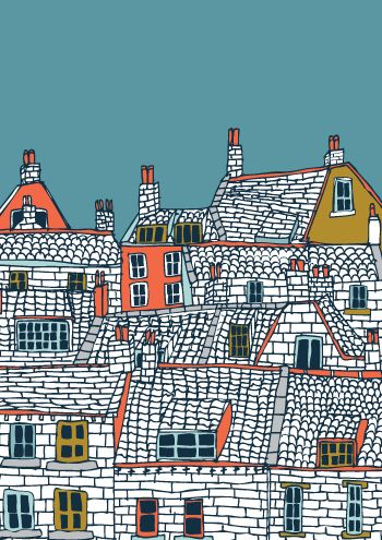 Over the Rooftops - Jessica Hogarth