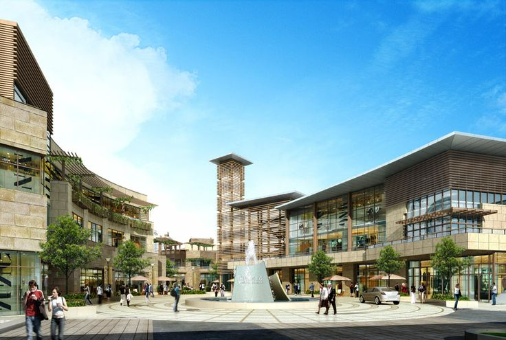 Huacao Lifestyle Center
