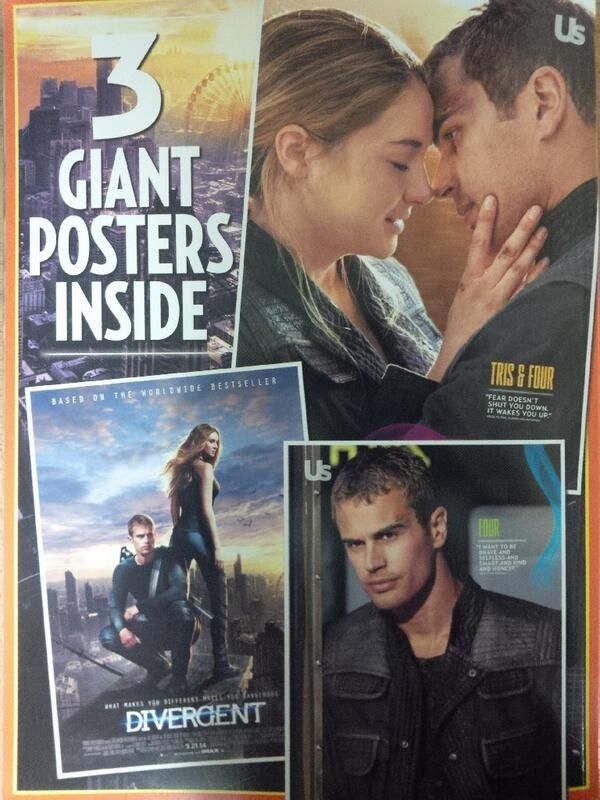 16 best images about divergent movie collectors us weekly ...
