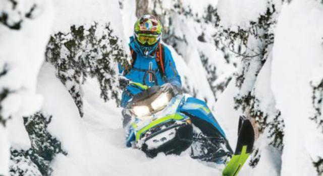 Novo Motos de neve 2019 BRP Summit 850 X 165: Preço, Versões, Análise e Fotos