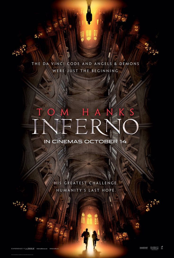 #Movie_review of #Inferno.