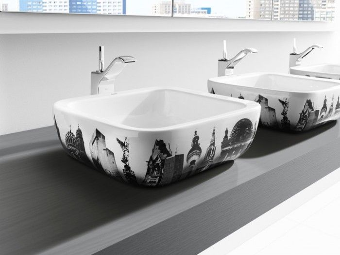 Objects of Design: roca bathrooms