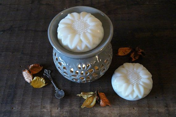 Scented Soy Wax Melts Flowers Home fragrance Aroma soy scented