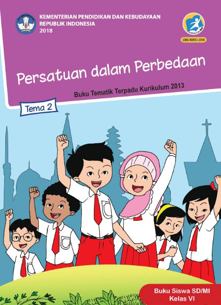 Dalam buku tematik pegangan siswa kelas 2. Kunci Jawaban Soal Kelas 6 Tema 2 Subtema 1 Persatuan