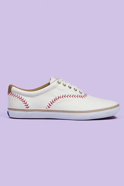 @Nicole Novembrino Scott. I don't know if you're even following me, but I thought of you!    Keds... Baseball Keds