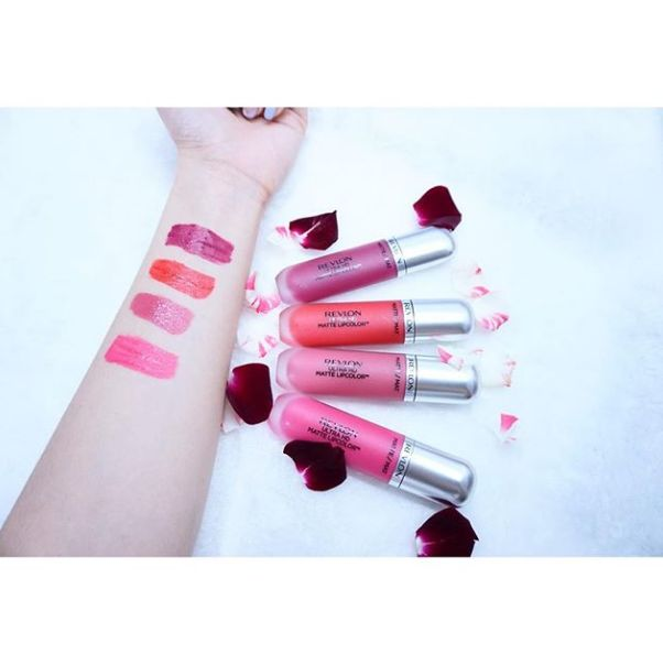 How BEAUTIFUL are these Revlon Australia & New Zealand Ultra HD Matte Lip Colours?! These little gems are lightweight, super pigmented and leave velvety matte finish, making them so comfortable to wear! Shop these, along with the rest of the Revlon cosmetics range at 3 for the price of 2 until the 1st of June 2016 by clicking on the image!