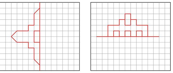 Maestra de Primaria: Realizar dibujos simétricos respecto a un eje ...