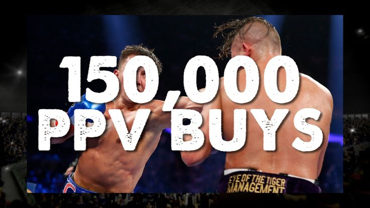 Gennady Golovkin vs David Lemieux HBO PPV 150,000 BUYS FLOP
