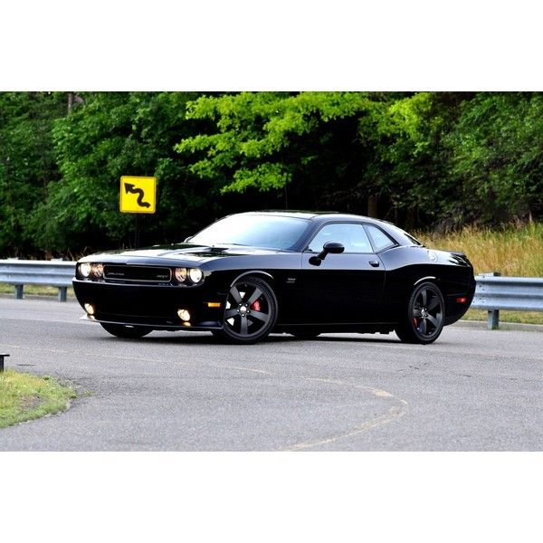 Sergio Marchionne Gives Up Dodge Challenger SRT8 For Charity ❤ liked on Polyvore featuring cars
