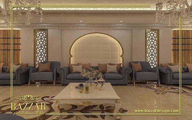 الخبراء يقدمون تصاميم مجالس عربية رائعة وبأنماط متنوعة مثل والحديثة والعربية و الإسلامية والمجلس الكلاسيكي الفخم ديكورات مج Interior Design Design Home Decor