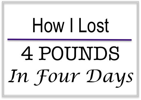 DIY Juice Cleanse: How I lost 4 pounds in 4 days - Newlyweds on a Budget