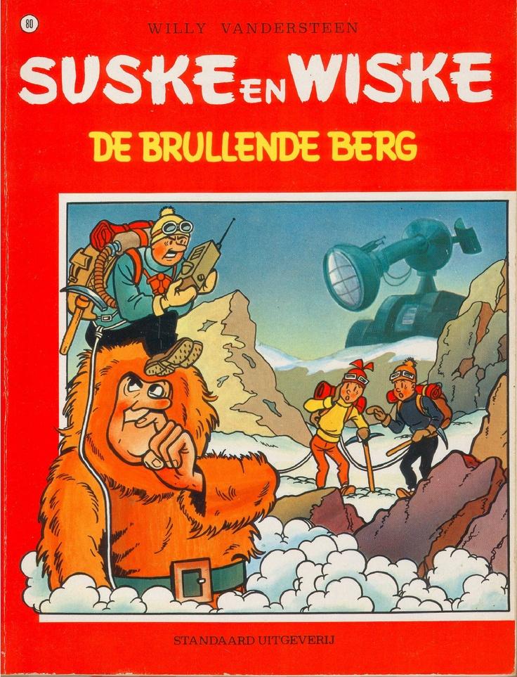 Suske en Wiske. Die hadden we een dikke rij, samen met Kuifjes en meer verantwoorde Asterix en Obelixen. Die laatste weigerde ik te lezen. Geen idee waarom maar het sprak me niet aan.
