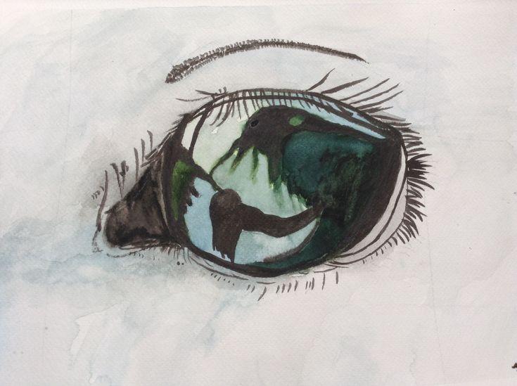 Mermaid eye