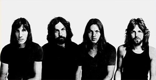 (Roger Waters, Nick Mason, David Gilmour and Richard Wright )