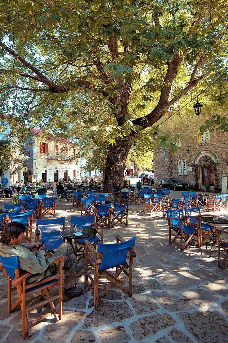 Leonidio village Arcadia region Peloponnese