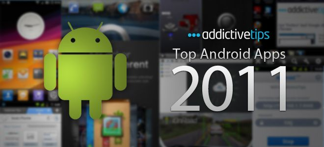 Top Android #Apps 2011