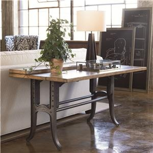 Reinventions Boulton And Watt Flip Top Console Table By Thomasville®    Johnny Janosik   Sofa