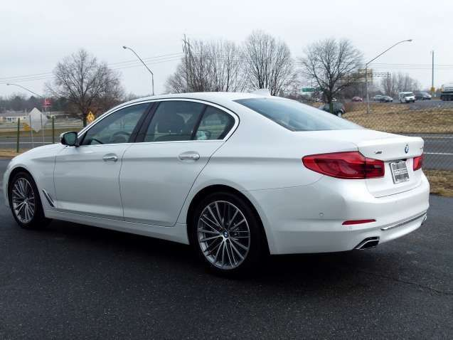 2017 Bmw 540i Xdrive Interior New 2017 Bmw 540i Xdrive Interior Pre Owned 2017 Bmw 5 Series 540i Xdrive 4dr Car In Allentown 2017 Bmw 2017 Bmw 5 Series Bmw