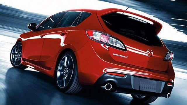 2017 Mazda 3 Speed