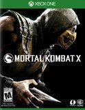 Mortal Kombat X - Xbox One, Multi