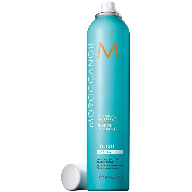 Moroccanoil Luminous Hairspray, Medium