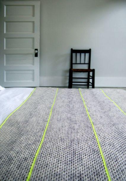 Granny Stripe Blanket by Purl Soho