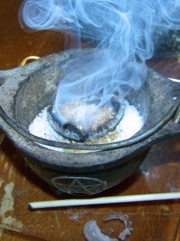 Wicca For Beginners: How to Make Incense