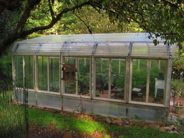 Carport Greenhouse Yard And Garden Garden Landscaping