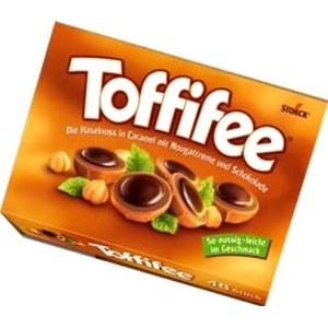 here is an addictionToffe Candies, Gourmet Food, Filling Caramel, Favorite Things, 865, Nougat Cream, Cream Filling, Toffee Candies, 15 Pcs