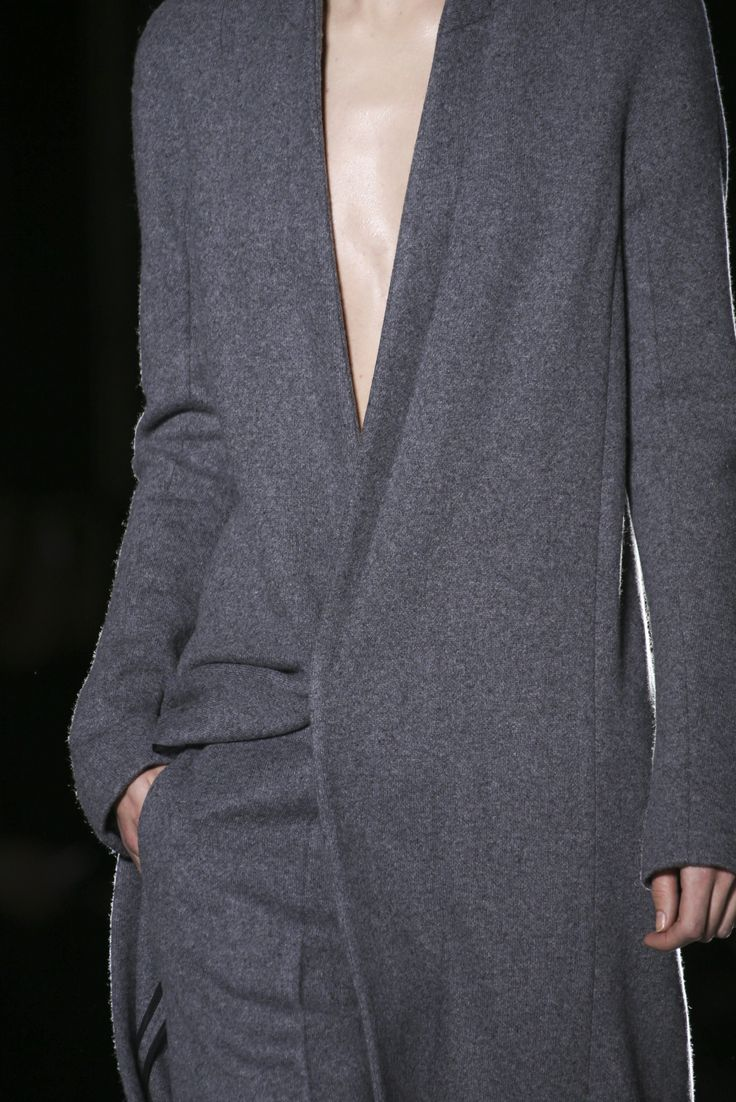 Haider Ackermann FW14 Paris