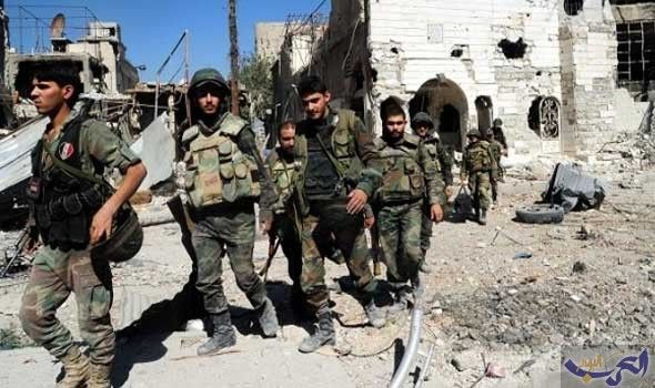 """القوات الحكوميّة السوريّة تسيطر على """"مدرسة الحكمة"""": سيطرت القوات الحكومية السوريّة، صباح اليوم الأربعاء، على مدرسة الحكمة، الواقعة غرب…"""