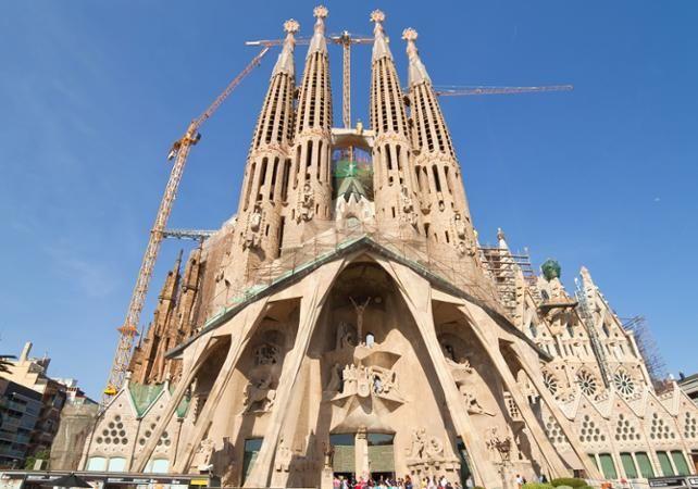 Sagrada Familia tickets - Sagrada Familia Barcelona - Ceetiz