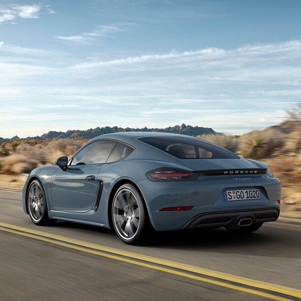 #motorsquare #car4you #oftheday : #Porsche #718 #Cayman what do you think about it? #car #cars #carporn #auto #cargram #exotic #wheels #speed #road #dream #ferrari #ford #honda #mini #nissan #lamborghini #porsche #astonmartin #audi #bmw #mercedes #bentley #jaguar #lexus