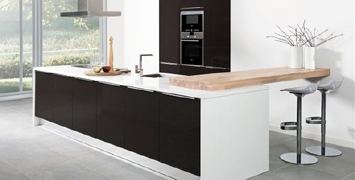 Keukenrenovatie Hout : 115 best images about Interieur Keuken on Pinterest