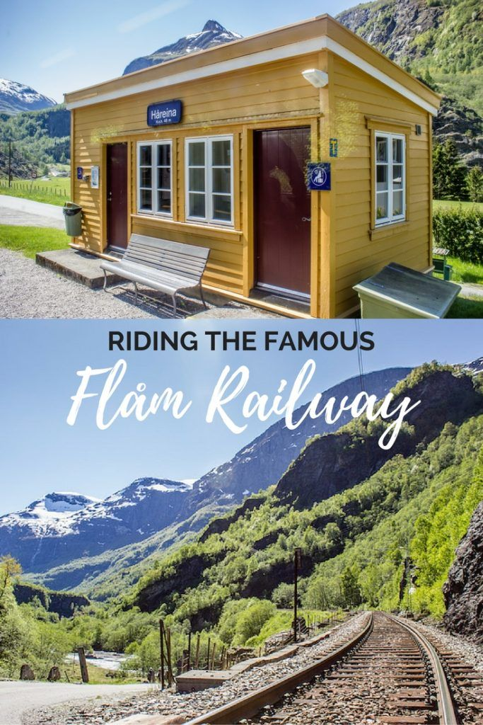 A scenic ride up Norway's famous Flåm Railway—then cycling back down!