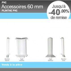 Pièces de Finition PVC 60mm