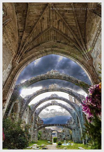 Cambados.Iglesia de Santa Mariña Dozo II | por ramon.vmorales, Pontevedra, Galicia
