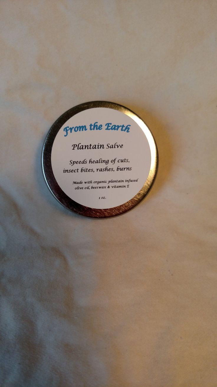 Plantain Salve- Organic Herbal Salve, Bug Bites, Rashes, Burns, First Aid Salve,Diaper Rash Aid, Stops Itching, Pain Relief by FromtheEarthNY on Etsy
