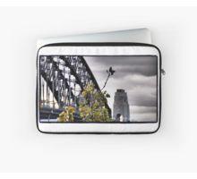 Sydney Harbour Bridge laptop bag, various sizes available.