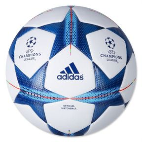 adidas  Finale  15 UEFA CL Official Match Soccer Ball