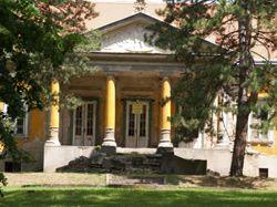 Serényi kastély Putnok