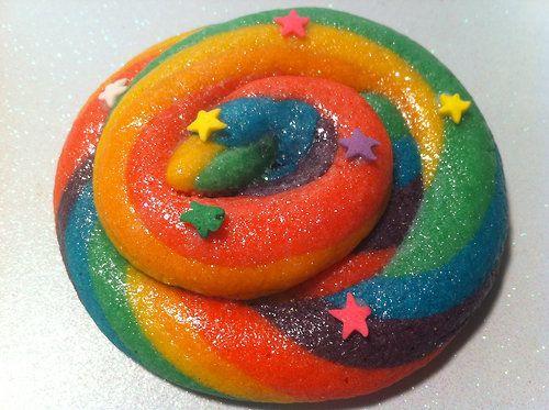 Adventure Time Party Poop Cookies