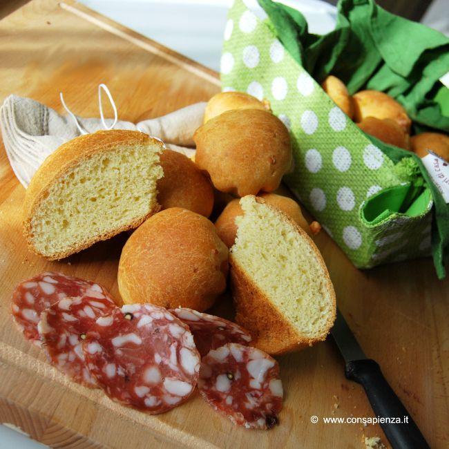 Il giro d'Italia di #chefontheroad ritorna nelle Marche e ci suggerisce una bella torta per le nostre gite fuori porta.