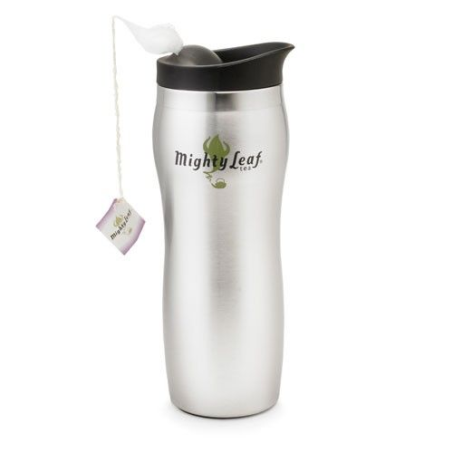 No more overbrewed tea on the go!  $16.95
