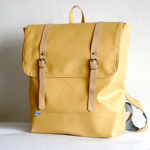 Batoh (žltý)