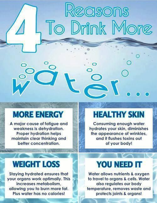 Importance of water!! Northwest Family Chiropractic  Massage. 14709 Aurora Ave N Shoreline WA 98133 206 363 4478